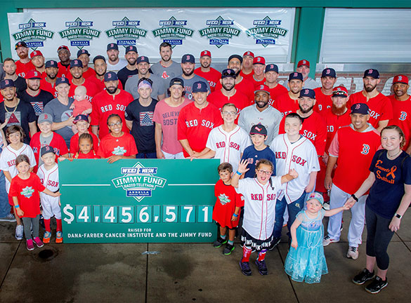 2018 WEEI/NESN Jimmy Fund Radio Telethon recap video