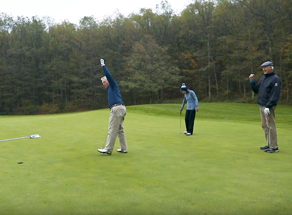 Sunrise to Sunset Jimmy Fund Golf Tournament video