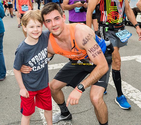 Dana-Farber Marathon Challenge Partner Program participants