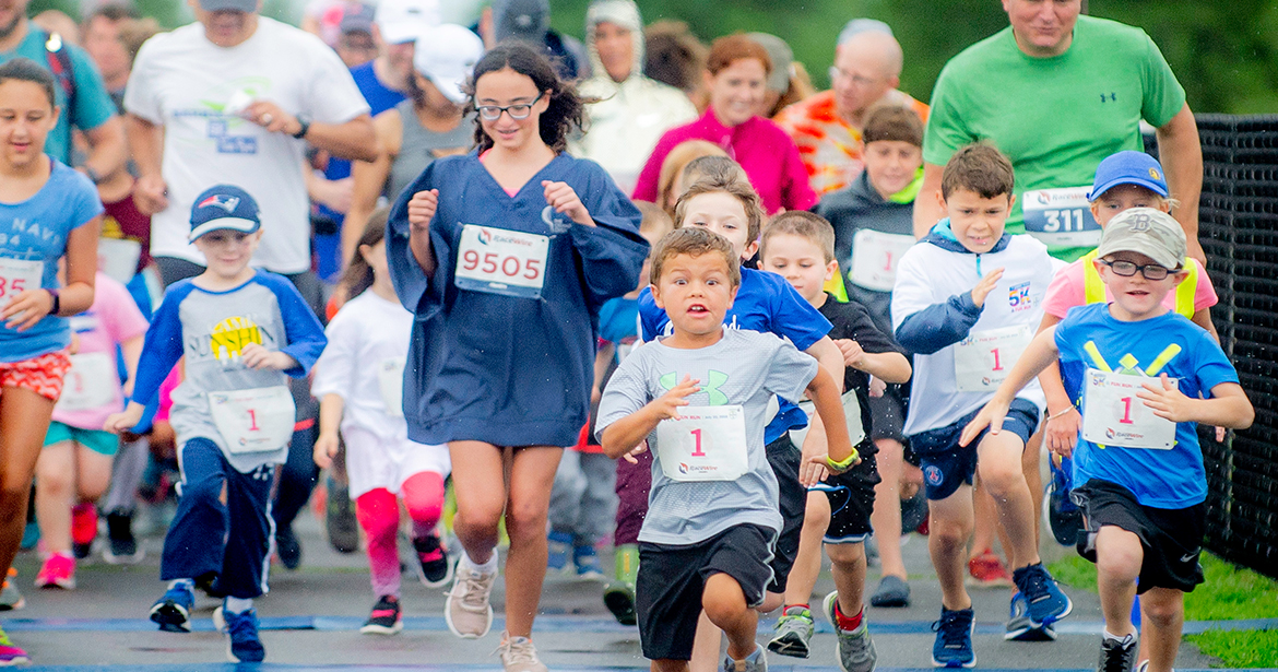 The Jimmy Fund 5K & Fun Run