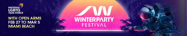 Winter Party Festival, February 27 to March 5, 2019 in Miami Beach.