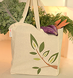 AARP Foundation grocery tote bag