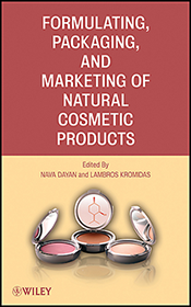 Formulating, Packing, and Marketing Natural Cosmetic Product