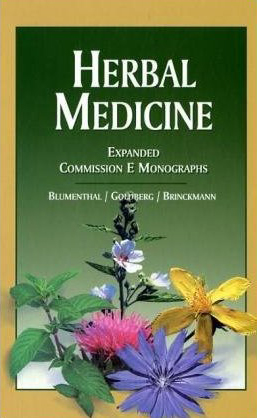 Herbal Medicine Expanded Commission E Monographs