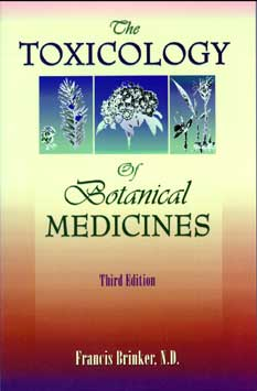 Toxicology of Botanical Medicines