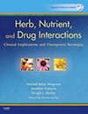 Click here for more information about Herb, Nutrient, and Drug Interactions: Clinical Implications and Therapeutic Strategies