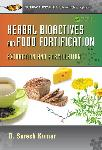 Click here for more information about Herbal Bioactives and Food Fortification: Extraction and Formulation