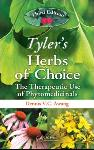 Click here for more information about Tyler's Herbs of Choice: The Therapeutic Use of Phytomedicinals, 3rd edition