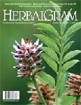 Click here for more information about HerbalGram 70