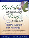 Click here for more information about Herbal Contraindications and Drug Interactions plus Herbal Adjuncts with Medicines