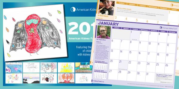 Get your 2019 calendar