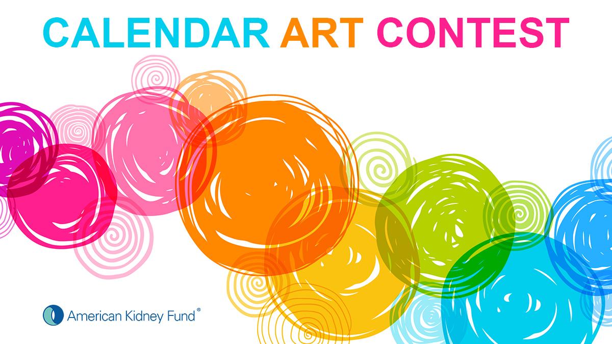 Calendar Kids Art Contest
