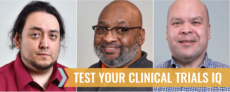 Test your clinical trials IQ