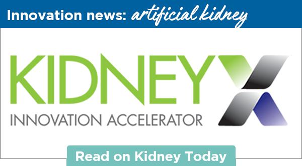 Innovation news: artificial kidney   Read on Kidney Today
