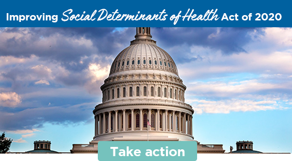 Improving Social Determinants of Health Act of 2020