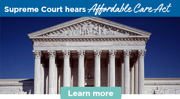 Supreme Court hears Affordable Care Act | Learn more