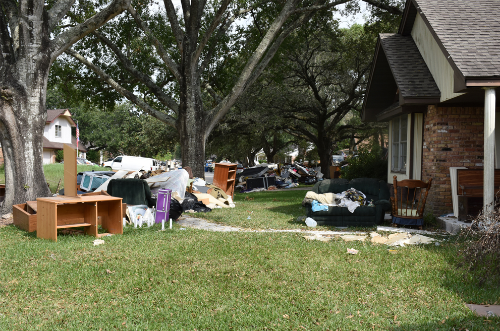 AKF's Disaster Relief Program rushes emergency assistance to kidney patients affected by Hurricanes Irma and Harvey