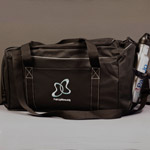 Pair Up Embroidered Sport Bag
