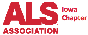 ALS Association Iowa logo