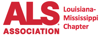 ALS Association Louisiana/Mississippi logo
