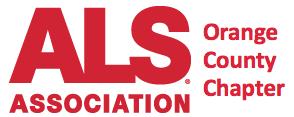 ALS Association Orange County logo