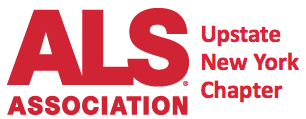 ALS Association Upstate New York logo