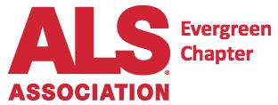 ALS Association Evergreen logo