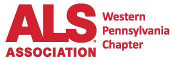 ALS Association Western PA logo