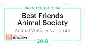 The Harris Poll - 2018 Brand of the Year - Animal Welfare Nonprofit