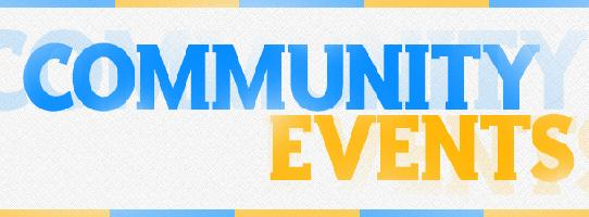 Community Event Logo