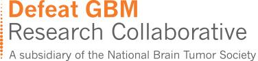 Defeat GBM logo