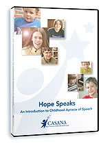 """Hope Speaks: An Introduction To Childhood Apraxia of S"
