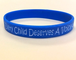 Apraxia Awareness Wristbands (Adult Sizes)