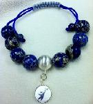 Click here for more information about Apraxia Awareness Shamballa Style Bracelet