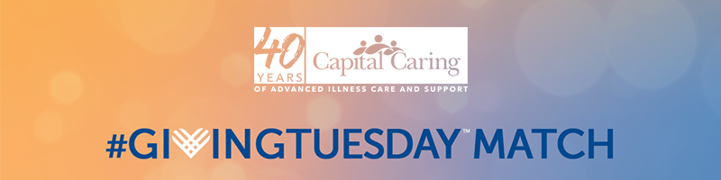 #Giving Tuesday Match | Capital Caring