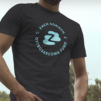 Zach Sobiech Osteosarcoma Fund apparel
