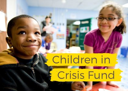 Help Make a Difference for Children