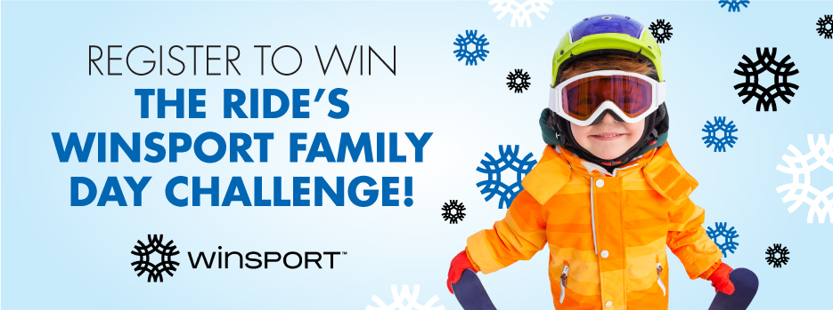 Winsport Family Day Challenge