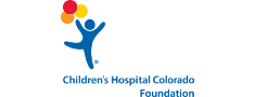 Logo Benefiting Children's Hospital Colorado