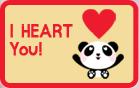 I HEART You!