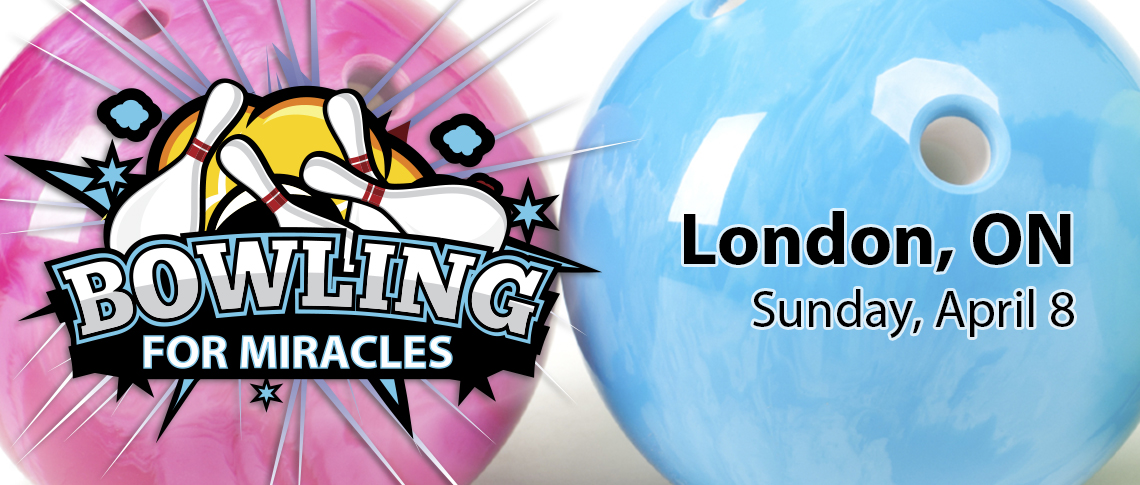 Bowling for Miracles - London Ontario