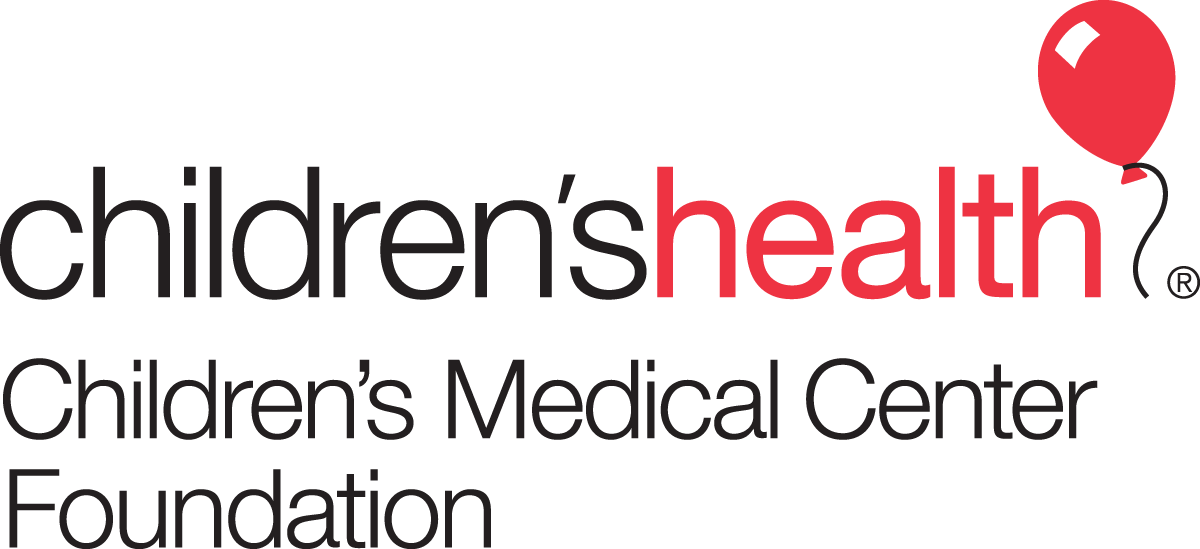 Children's Medical Center Foundation Logo