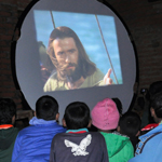 Click here for more information about JESUS Film Screen