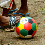 Click here for more information about Evangelism Soccer Ball
