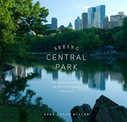 Seeing Central Park, a book by Sara Cedar Miller