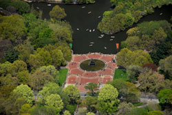 Seeing Central Park | Bethesda Terrace