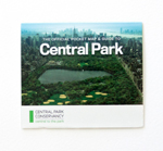 Color map of Central Park