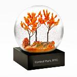 Click here for more information about Autumn in Central Park Snow Globe