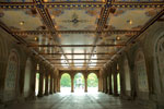 Click here for more information about Minton Tile Ceiling at Bethesda Terrace Arcade