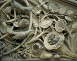Click here for more information about Bethesda Carving Summer (Detail)